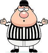 Confused Referee