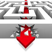 Breaking Through the Maze to Freedom