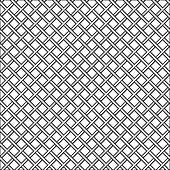 design with metallic realistic mesh