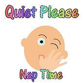 quiet baby sleeping