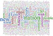 Word Cloud: Obama