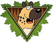 Hyena Safari Icon