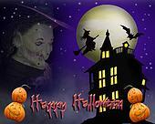 Halloween Background spooky