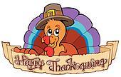 Happy Thanksgiving theme 1