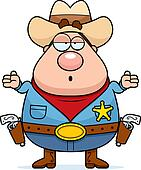Sheriff Confused