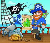 Pirate ship deck topic 2