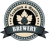 Brewery icon for tradition and quality