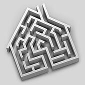 House Maze