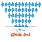Bavarian Oktoberfest Cover Design