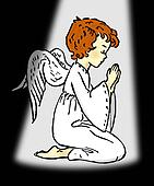 Angel Pray