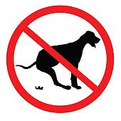 be a good dog vector illustration