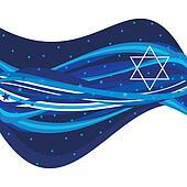 Abstract Israeli Header