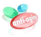 Anti-Aging Pills Capsules Natural Organic Vitamin Youth