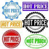 Hot price stamp set