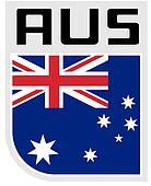 icon of the Flag of australia