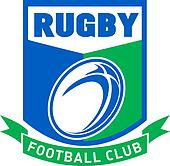 rugby ball shield football club