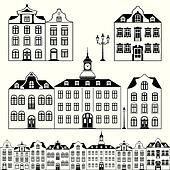 Western Town Clip Art - Royalty Free - GoGraph