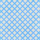 Colorful fabric  diamond seamless pattern background