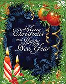 Christmas greeting card 21