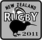 kiwi rugby ball new zealand 2011