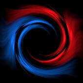Red-blue vortex
