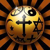 Religious ball