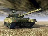 Russian Main Battle Tank