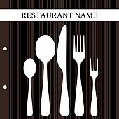 Retro restaurant design