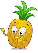 Pineapple Gesture