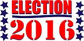 Election 2016 Icon