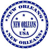 New Orleans-stamp