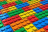 Color building blocks