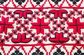 Ukrainian decorative pattern.