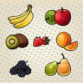 Fruits Set