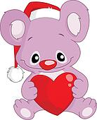 Christmas koala