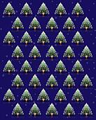 Multiple Christmas Trees