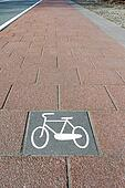 Bicycle path no.1