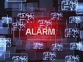 Alarm screen concept