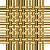 Seamless structure - wickerwork