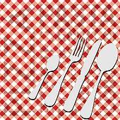 Italian Food Menu Card