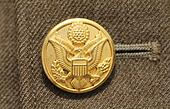 American military button