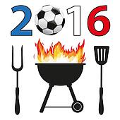 BBQ 2016 Football France