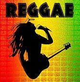 Reggae Background Illuustration
