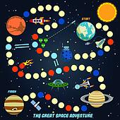 Space quest game