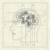 Mind gear concept