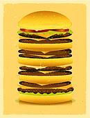Super Big Burger