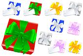 Different gift packages
