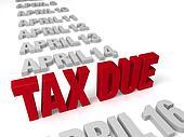 Tax Time Nears