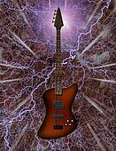 Electric Bass Guitar