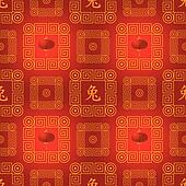 vector chinese seamless traditional  pattern